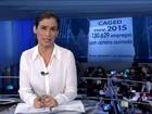 Brasil perde 1,5 milhão de empregos com carteira assinada em 12 meses