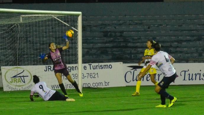 São José x Kindermann Copa do Brasil Feminina  (Foto: Tião Martins/ PMSJC)