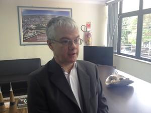 Ivan Simões Filho, vice-presidente da petroleira BP (Foto: John Pacheco/G1)