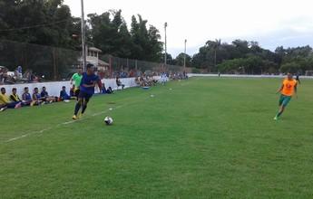 Em jogo-treino, São Francisco  vence seleção de Belterra por 3 a 1