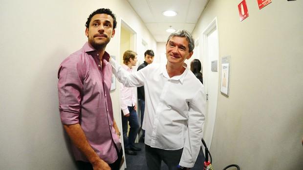 Fred, Altas Horas (Foto: Marcos Ribolli / Globoesporte.com)