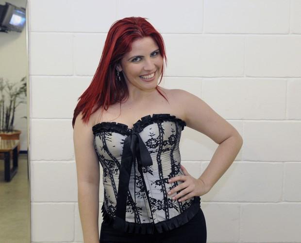 Patricia Rezende (Foto: The Voice Brasil/TV Globo)