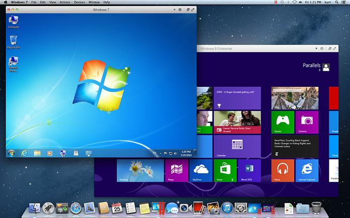 Programa roda Windows no Mac de maneira super simples (Foto: Divulgação)