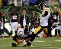 Em jogo emocionante, Steelers batem Bengals no fim e avançam na NFL