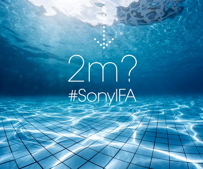 Marca dos 2 metros poderá ser ultrapassada por novo smart da Sony (Foto: Divulgação)