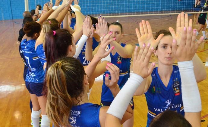 São José Vôlei Feminino Jogos Abertos (Foto: Tião Martins/ PMSJC)