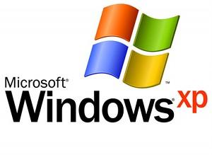Mensagem de erro sendo exibida pelo Windows XP