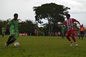 Campeonato de Férias em Rio Branco no Acre (Foto: João Paulo Maia)