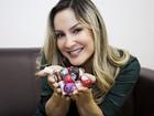 FOTOS: Veja os esmaltes que Claudinha Leitte usa nas gravações do The Voice Brasil