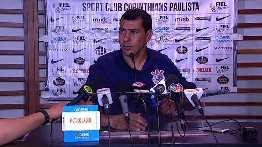 Corinthians chega a 15 jogos invicto, e Carille traça estratégia pelo título