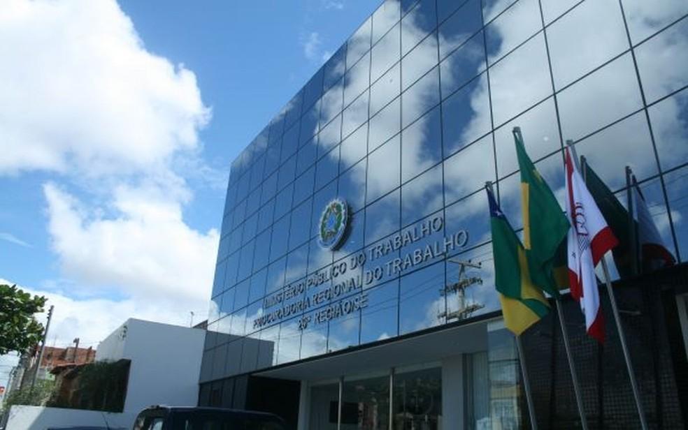 Na sede da Procuradoria Regional do Trabalho são registradas as denúncias de discriminação e preconceito no ambiente de trabalho das pessoas com deficiência. (Foto: Ascom/PRT)