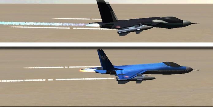 Jet Racing 3D (Foto: Divulgação)