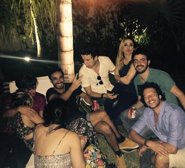 Tatá Werneck recebe vários famosos em festa de aniversário (Foto: Reprodução/Instagram)