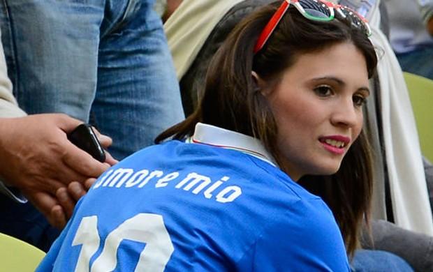 Carolina Marcialis esposa cassano (Foto: Divulgação)