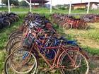 Bazar em Cáceres (MT) nesta sexta vende bicicletas a preços populares