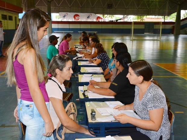 Seduc espera receber mais de seis mil solicitações até o fim deste mês (Foto: Olímpio Moura/Divulgação/Prefeitura)