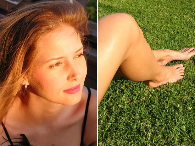 Veja as dicas para manter a pele hidratada no verão (Foto: Banco de imagens)
