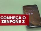 Zenfone 3: celular tem boa câmera, mas Android modificado confunde
