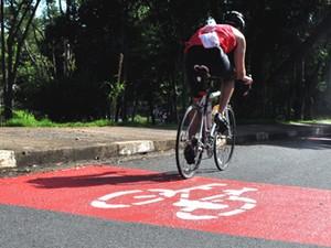 Ciclofaixas vão funcionar no feriado em Campinas (Foto: Arquivo Emdec/ PMC)