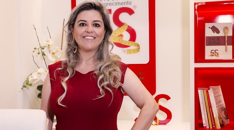 A empreendedora Edivana Poltronieri, fundadora da Brand's Essential (Foto: Divulgação)