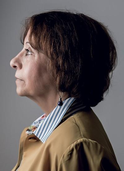 Vanda Scartezini foi barrada por um militar em seu primeiro dia na Telebras. O motivo? Era mulher (Foto: Marcus Steinmeyer)