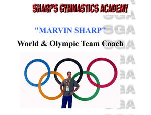 Academia treinador de ginástica pedófilo Marvin Sharp Estados Unidos (Foto: Reprodução / Sharpsgym.com)