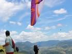 Campeonato estadual de voo livre acontece em Alfredo Chaves, ES