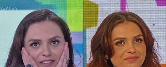 Monica Iozzi muda o visual e aparece com cabelo mais claro: 'Adorei o resultado'