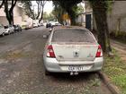 Curitiba tem 800 carros abandonados nas ruas, diz Secretaria de Trânsito