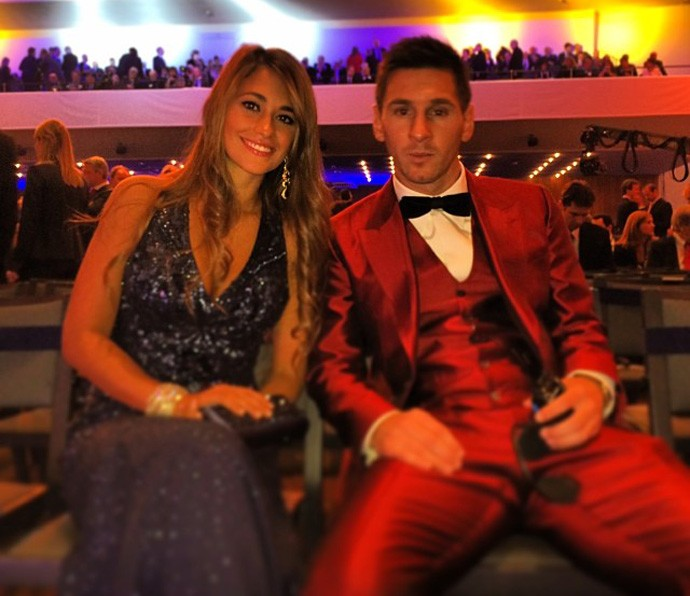 Antonella Messi (Foto: Reprodução / Instagram)