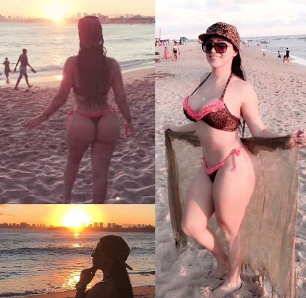 Jenny Miranda (Foto: Instagram / Reprodução)