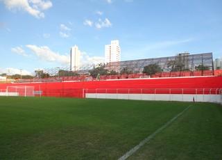 Estádio Onésio Brasileiro Alvarenga - Vila Nova (Foto: Comunicação / Vila Nova)