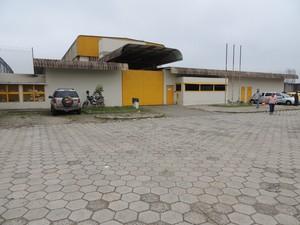 Fachada da Fundação Casa de Ferraz de Vasconcelos (Foto: Carolina Paes/G1 Mogi e Suzano)