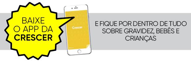 selo app crescer (Foto: Crescer)