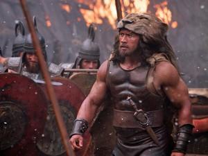 Dwayne Johnson no filme 'Hércules' (Foto: Divulgação)