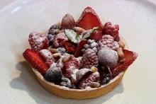 'Que Marravilha!' - Tartelette de frutas vermelhas