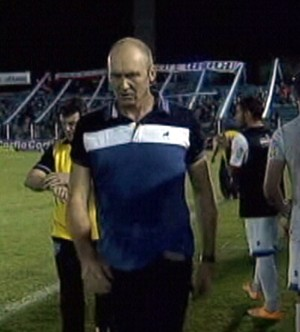 Gilmar Dal Pozzo, técnico do Paysandu (Foto: Reprodução/Premiere FC)