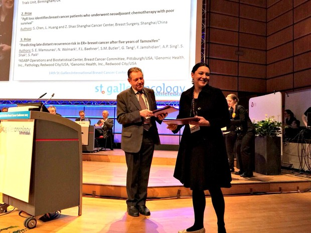 A acreana Joema Felipe, de 35 anos, ganhou um prêmio com pesquisa sobre o câncer. (Foto: Joema Felipe / Arquivo Pessoal)