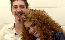 Johnny Massaro e Paula Barbosa respondem tudo (Meu Pedacinho de Chão/TV Globo)