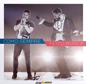 Jorge e Mateus lança novo disco (Foto: Divulgação)