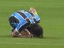Geromel deverá permanecer 15 dias afastado do grupo do Grêmio