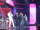 Noite da Final do The Voice Brasil começa com 'Pro Dia Nascer Feliz'
