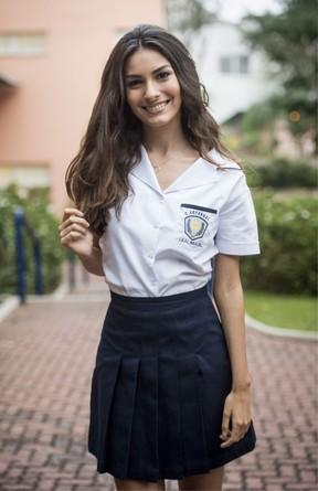 Marina Moschen será Luciana na nova temporada de Malhação (Foto: Globo/João Cotta)