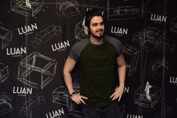 Luan Santana (Foto: Leo Franco)