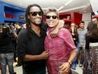 Trinta anos depois, Evandro Mesquita volta a se apresentar no Rock in Rio