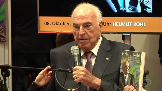 Morre aos 87 anos Helmut Kohl, ex-primero-ministro alemão