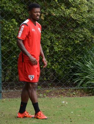 Michel Bastos São Paulo (Foto: Erico Leonan / Site oficial do São Paulo FC)