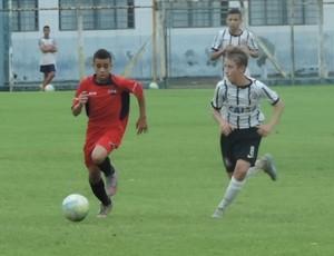 Grêmio Prudente x Corinthians - sub-13 (Foto: Ronaldo Nascimento / GloboEsporte.com)