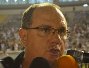 Marcelo Vilar, técnico do Botafogo-PB, Almeidão  (Foto: Pedro Alves/GloboEsporte.com)