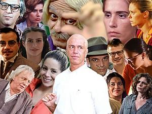 Dia dos Professores: veja os mestres da TV (Foto: TV Globo)